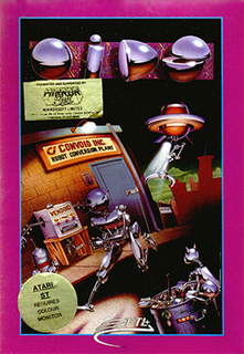 <i>Oids</i> 1987 video game