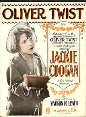 Oliver Twist (Vaughn De Leath song) - Image: Oliver Twist (Vaughn De Leath song)