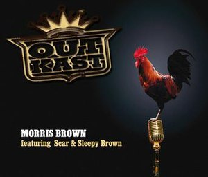 Morris Brown (song) - Image: Out Kast Morris Brown