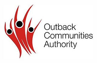 Outback Communities Authority - Image: Outback Communities Authority Logo