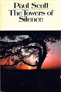 <i>The Towers of Silence</i> 1971 book by Paul Scott