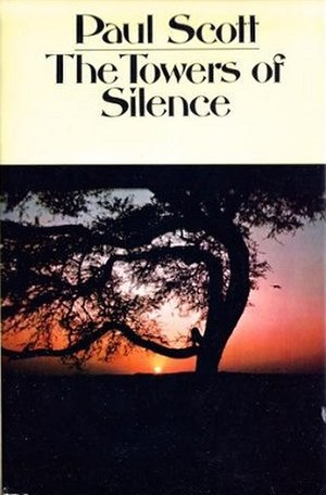 The Towers of Silence - First US edition