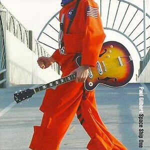 Space Ship One (album) - Image: Paul Gilbert Space Ship One Album