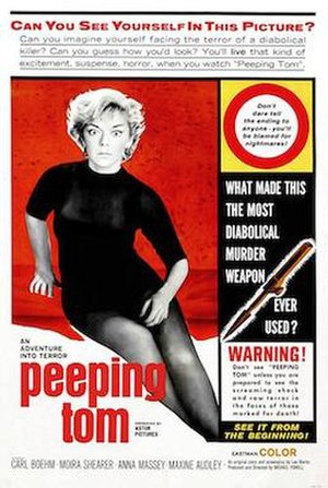 Peeping Tom (film) - Image: Peepingtomposter