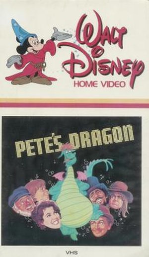 Walt Disney Studios Home Entertainment - The very first VHS release from Disney