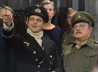 The Deadly Attachment 1st episode of the sixth season of Dads Army