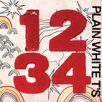 1, 2, 3, 4 (Plain White T's song) - Image: Plainwhitets 1234