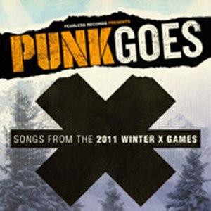 Punk Goes X - Image: Punk Goes X