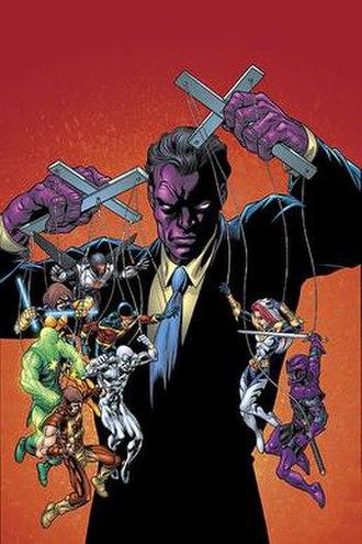 Purple Man - Image: Purple Man