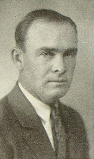 Grady Higginbotham - Higginbotham pictured in La Ventana 1927, Texas Tech yearbook