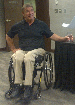 Rick Hansen - Rick Hansen in June 2014
