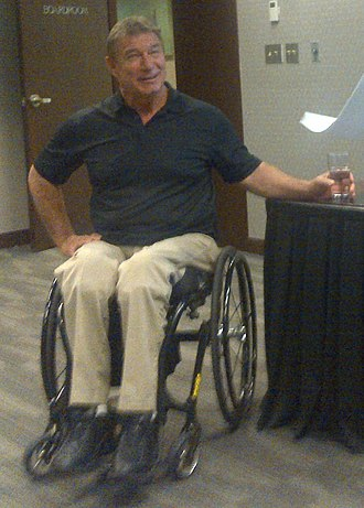 Rick Hansen - Rick Hansen in June 2014