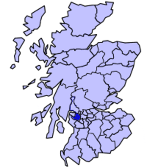 Renfrew (district) - Image: Renfrew District