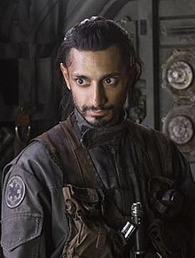 Riz Ahmed as Bodhi Rook-Rogue One (2016).jpg