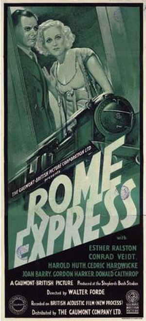 Rome Express - Image: Rome Express
