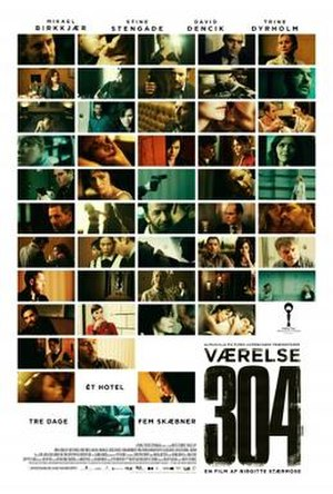 Room 304 - Film poster