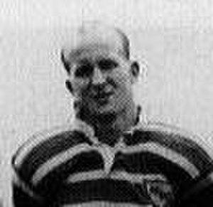 Roy Bull - Bull in the 1951 Manly side