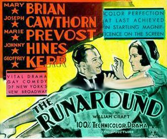 The Runaround (1931 film) - Image: Runaround 1931P