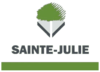 Official logo of Sainte-Julie