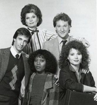 Sara (1985 TV series) - The cast of Sara