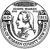 Official seal of Warren County