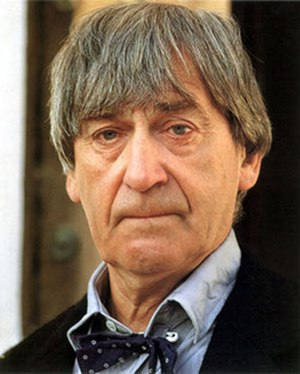 Second Doctor - The Second Doctor in The Two Doctors (1985).