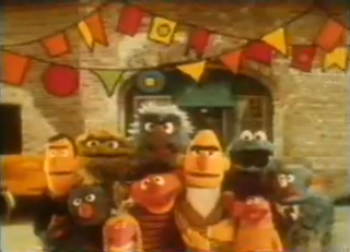 <i>Sesamstraat</i> Dutch version of the American childrens television series Sesame Street