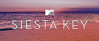 Siesta Key (TV series) - Image: Siesta Key Logo