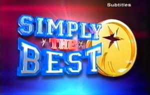 Simply the Best (game show) - Image: Simply the Best (ITV)