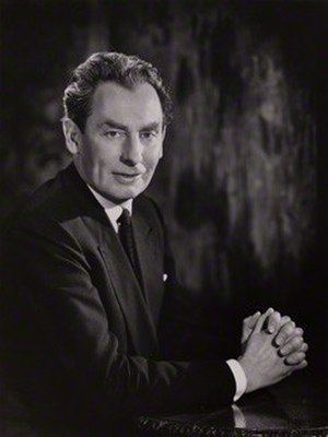 Hugh Fraser (British politician) - Image: Sir Hugh Fraser in 1963