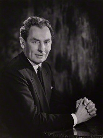 Hugh Fraser (British politician) - Image: Sir Hugh Fraser in 1963