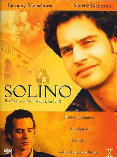 Picture of a movie: Solino