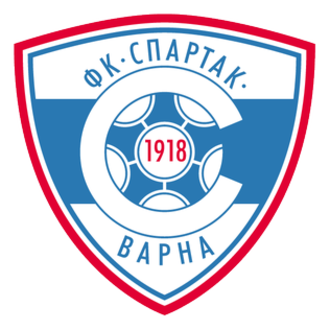 FC Spartak Varna - Previous crest used from 1985 until 2016.