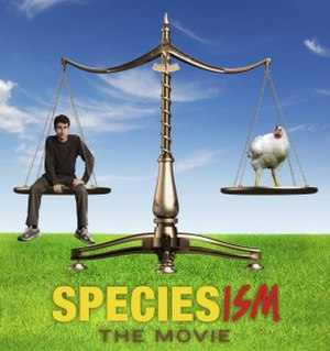 Speciesism: The Movie - Image: Speciesism, The Movie