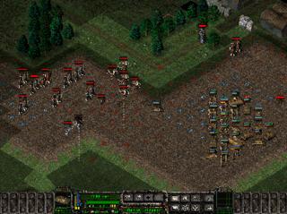 <i>Spellcross</i> 1997 video game