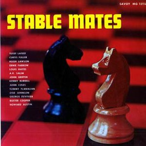 Stable Mates - Image: Stable Mates
