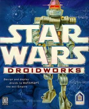 Star Wars: Droid Works - Image: Star Wars Droid Works cover