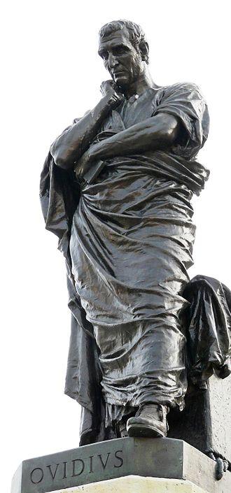 Suasoria - The Latin poet Ovid enjoyed his suasoria.