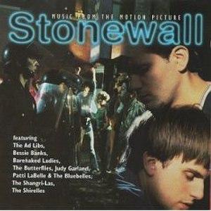 Stonewall (1995 film) - Image: Stonewallcd