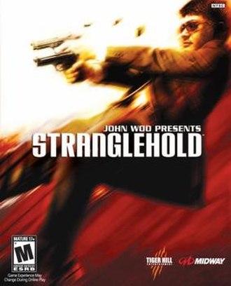 Stranglehold (video game) - Image: Stranglehdcov