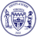 Seal of Surry County, Virginia
