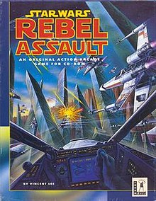 Star Wars Rebel Assault Wikipedia