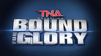 Bound for Glory (wrestling pay-per-view) - The TNA Bound for Glory 2015 logo