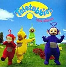 Teletubbies The Album Wikipedia