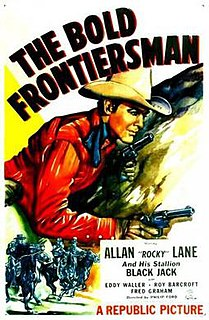 <i>The Bold Frontiersman</i> 1948 film by Philip Ford
