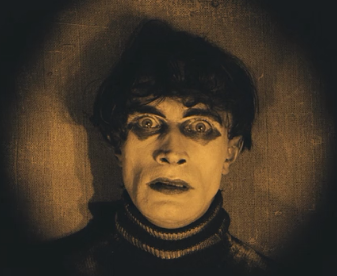 The Cabinet of Dr Caligari Conrad Veidt