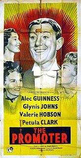 <i>The Card</i> (1952 film) 1952 film by Ronald Neame
