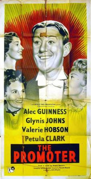 The Card (1952 film) - Image: The Card Film Poster