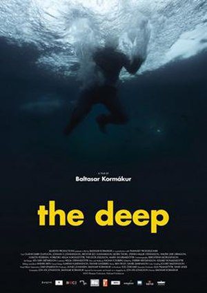 The Deep (2012 film) - Theatrical release poster