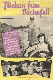 <i>The Girl from Backafall</i> 1953 film